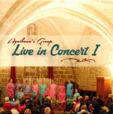 CD Agnikana`s Group: Live in Concert I.